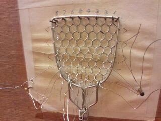 とうふすくい金網